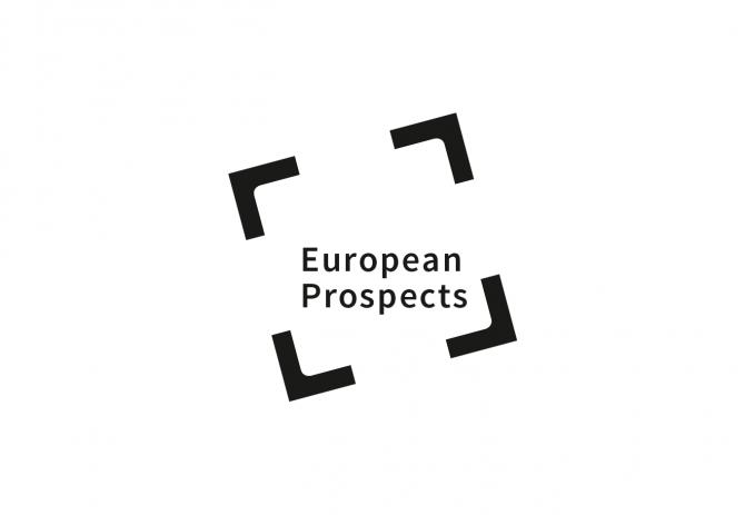 Logo European Prospects, quintessence design Stuttgart