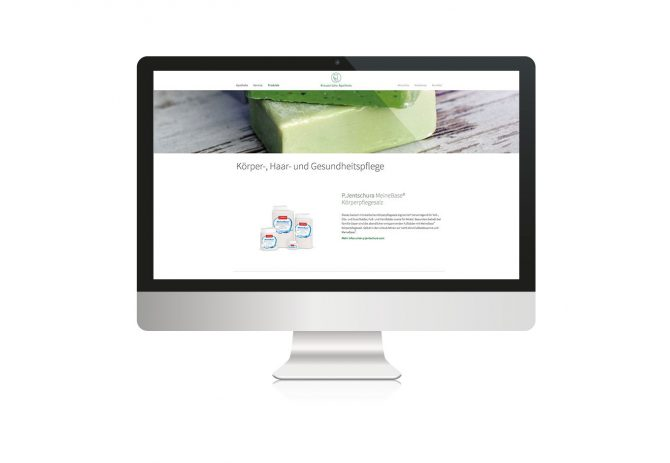 Responsive Website, quintessence-design.de