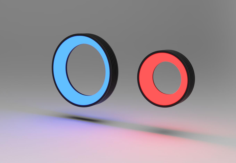 LED Beleuchtung 3D für MaxxVision