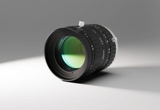 Kameraobjektiv 3D für MaxxVision