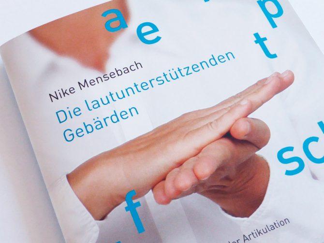 Mensebach Sprache Gestalten Cover
