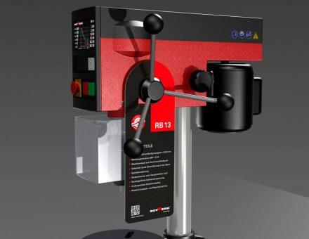 Verpackungsgrafik für Rotwerk, quintessence design Stuttgart